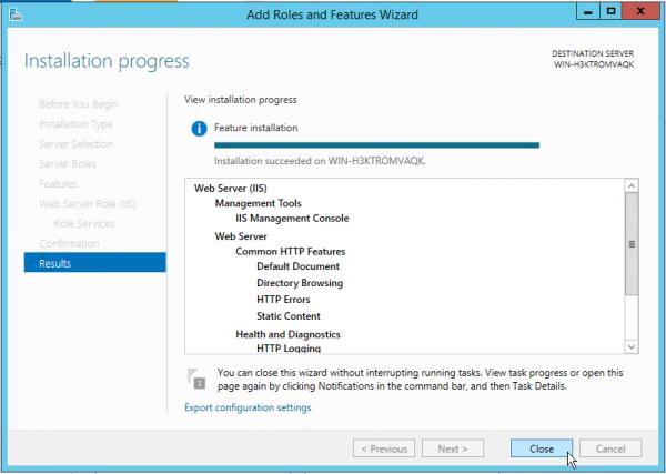 Drupal 8 on Windows, IIS, MSSQL and PHP | Hong Kong Web Design